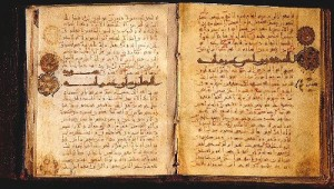 Qur'an pages